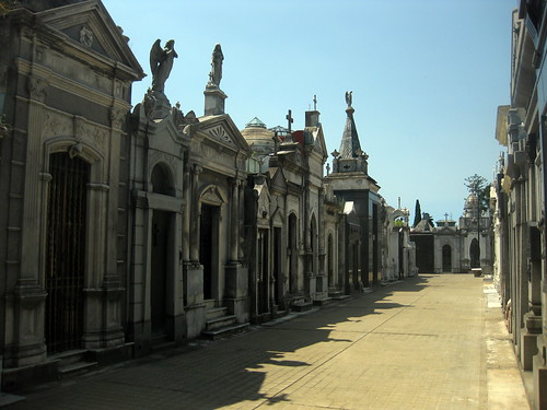 Recoleta Cementery, Buenos Aires / AR, 2010