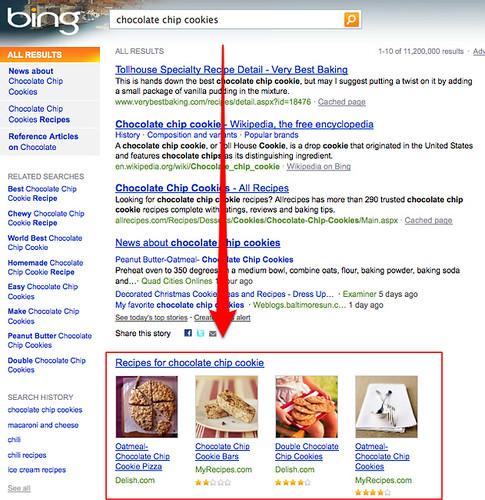 chocolate chip cookies - Bing