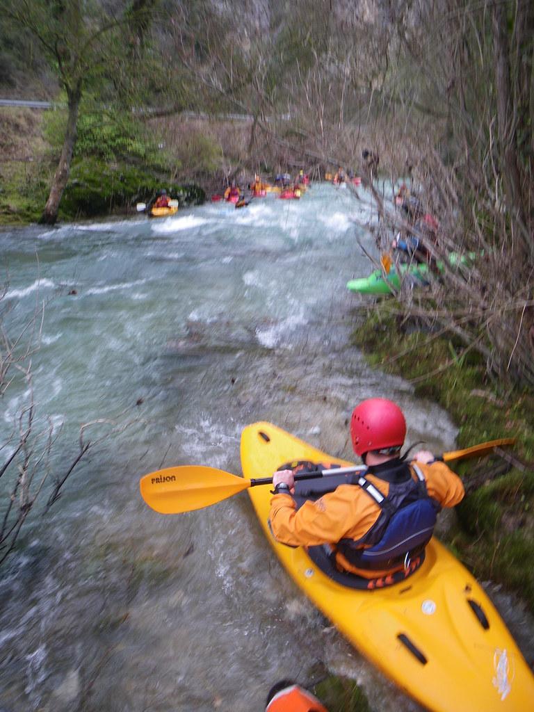 Descenso ríos Urederra y Ega 021