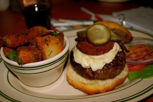 MidAtlantic burger