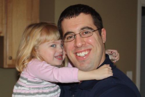 Catie & her uncle Chris