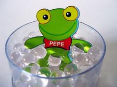 Sapo Pepe - Baño de perlas