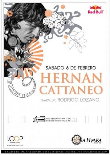Hernan Cattaneo - La Huaka BC