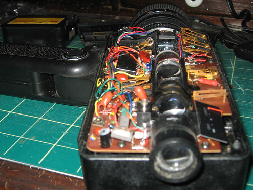 Video Camera - Lens Assembly