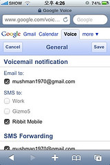 (mushman1970) Tags:   googlevoice