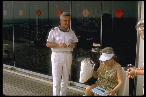 Captain of Massalia and Olga Lowman