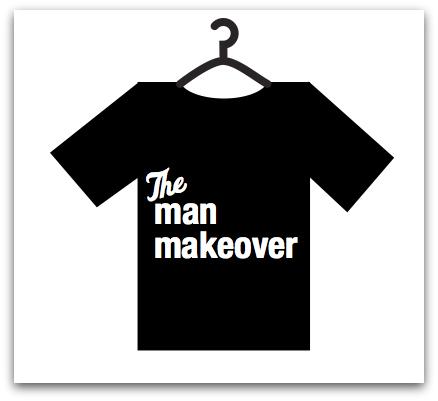 the man makeover logo