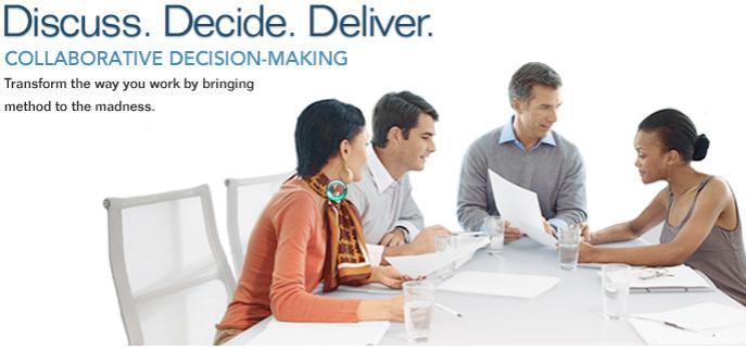 SAP 12Sprints: col•laboració orientada a prendre decisions