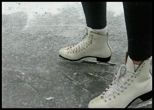 Bossy On Ice