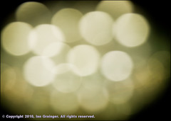 Bokeh (*ian*) Tags: light abstract macro lamp closeup dof bokeh led favourite outtake bigemrg