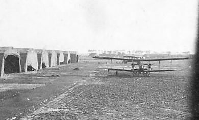 Dunkirk Aerodrome 1916