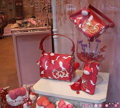 Hello Kitty Colors - Red Ribbon Limited Edition (non solo Kawaii) Tags: birthday winter italy milan cute fashion shop bag design store italia display anniversary hellokitty interior milano moda sanrio purse negozio kawaii romantic ribbon shopwindow vetrina rosso compleanno 2009 romantico borse fiocco allestimento shoppingwindow sanbabila