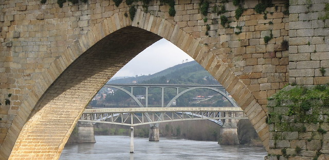As pontes de Ourense