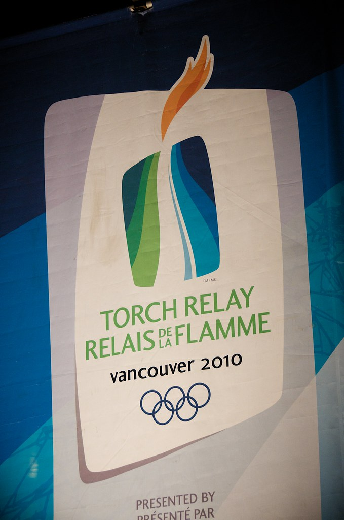 Torch Relay Banner