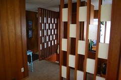 Living Room (rightintwoMCM) Tags: city lake utah cove salt olympus saltlakecity slc butterflyroof olympuscove butterflyroofhouse
