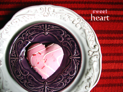 Sweet Heart Cookie