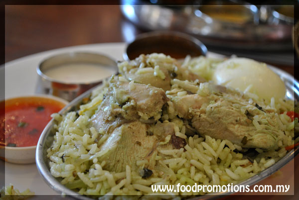 chicken briyani 1