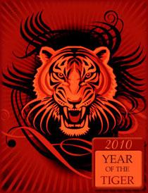 CNY tiger