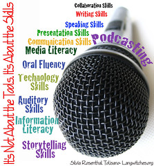 Podcasting- It is not abuot the Tools... by langwitches, on Flickr