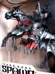 Spawn 22-Spawn the Bloodaxe and Thunderhoof (mt_martaro) Tags: spawn mcfarlane