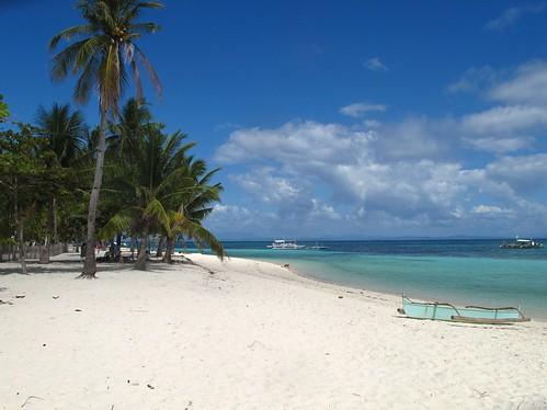 Malapascua beach, Cebu, Visayas, Philippines