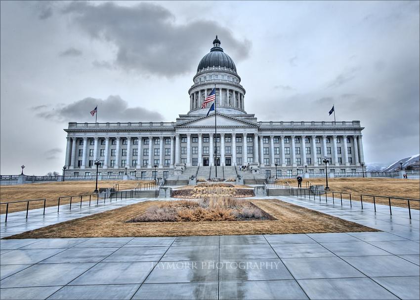 Utah State Capital Building 2010