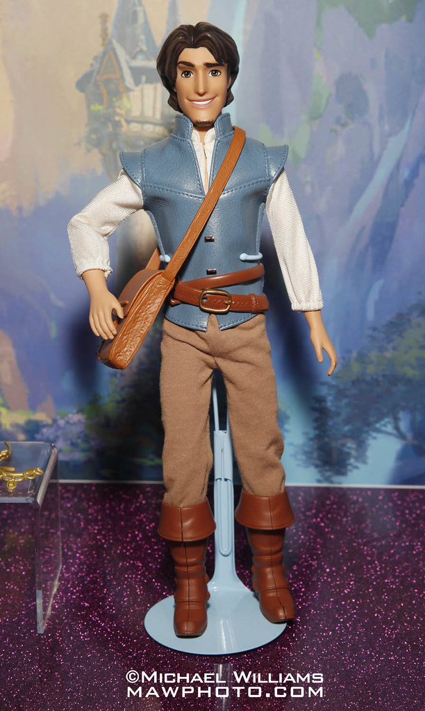 Tangled Disney Rapunzel toy prince