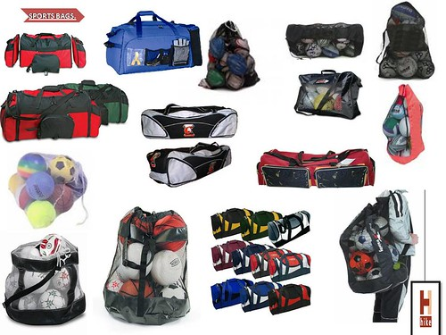 SPORTS BAGS..