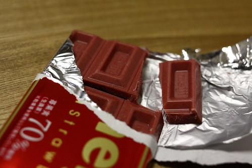 リッチストリベリーチョコレート