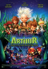 Arthur: Maltazar'ın İntikamı - Arthur and the Revenge of Maltazard (2010)