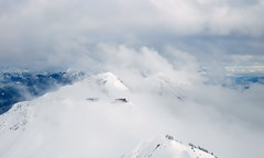 Kicking Horse Cloudscape (DCZwick) Tags: winter snow ski mountains clouds golden bc britishcolumbia terminator eagleseye kickinghorse columbiavalley khmr