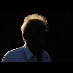 enlightment (sash/ slash) Tags: old light hair grey golden evening sash enlightment sajesh
