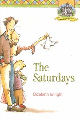 4367015904 3e5b82b59c m Top 100 Childrens Novels #75: The Saturdays by Elizabeth Enright