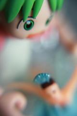 Dance little ballerina..dance (The Dolly Mama) Tags: toys dance ballerina dolls yotsuba revoltech 49365 the365toyproject