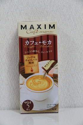 MAXIM カフェ・モカ