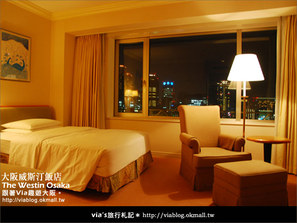 【via關西冬遊記】大阪住宿推薦~The Westin Osake大阪威斯汀飯店45