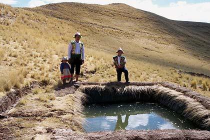 Escasez de agua es principal preocupación de peruanos frente al cambio climático