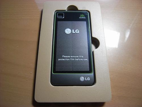 LG GD510手機
