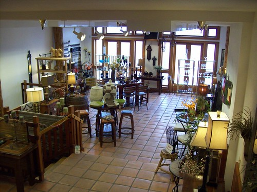 One of the great shops on Main Street in Jerome