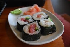 Fresh Tuna Sushi - Satsuki - AUD3