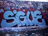 """Kid Sigue (""""O"""" so nastyyyy) Tags: graffiti sigue"""