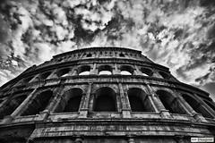 Coliseu - Coliseum - Colosseum - Colise - Colosseo - Coliseo -  (rbpdesigner) Tags: italien bw italy rome roma slr canon blackwhite europa europe italia noiretblanc roman pb bn colosseum vaticano 5d coliseum rom pretoebranco hdr italie negre itlia lazio colosseo coliseu  colise kolezyum kolosseum    thecolosseum flavianamphitheatre llens canoneos5d latium romancoliseum lacio anfiteatroflavio canonllens amphitheatrumflavium  lecolise imprioromano lentel canonef1635mmf28liiusm  jesusclouds hdraddicted velhomundo elcoliseo schwarzundweis lcio amphithtreflavien coliseuderoma coliseus anfiteatroflaviano  lazioregion  velhocontinente setemaravilhasdomundomoderno   jesusinclouds jesusnasnuvens aparecimentodejesus   regiodelcio