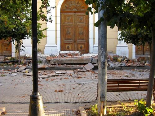 Chilean earthquake by www.flickr.com/photos/pitzyper/