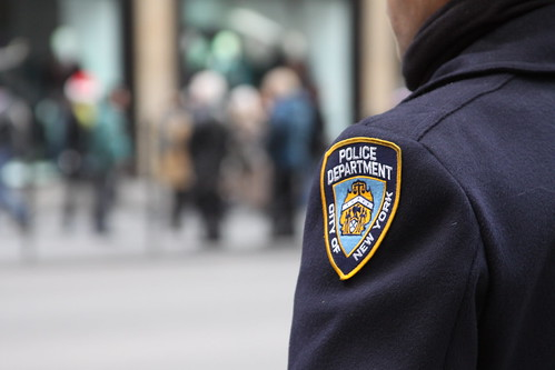 NYPD by Dave Hosford, on Flickr