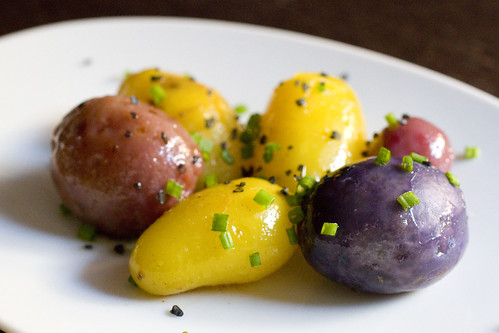 Buttered Baby Potatoes 6
