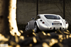 Wiesmann MF4 GT (Murphy Photography) Tags: white colors car beige gt dsseldorf supercar rar meilenwerk wiesmann mf4