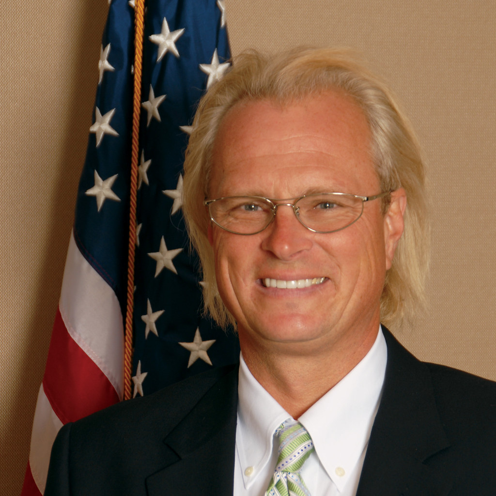 CFTC Commissioner Bart Chilton