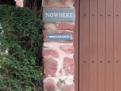 Entrance to Nowhere