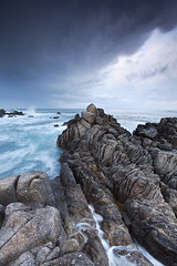 Point Pinos Tsunami Gloom:  Pacific Grove, California (Ivan Sohrakoff) Tags: california sea usa lighthouse seascape storm northerncalifornia clouds landscape coast monterey waves tsunami pacificocean pacificgrove asilomar pointpinos pointpinoslighthouse reallyrightstuff rrs ndfilter landscapephotography montereypeninsula wondersofnature neutraldensity specland leefilters pointpios seascapephotography ivansohrakoff