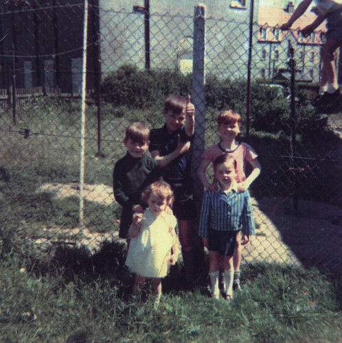 the Broons, Helensburgh, 1972